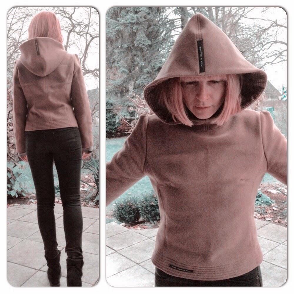 hoodie camel