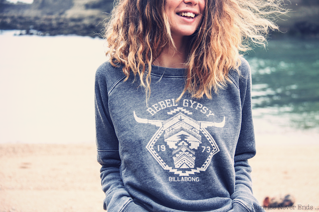 rebel gypsy,billabong,billabong womens,biarritz,ines,sweat-shirt,billabong surf capsule,culotte en néoprène,combinaison de surf
