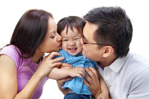 Hidup Sehat - Keluarga bahagia tanpa rokok