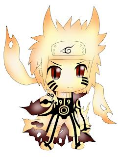 Chibi Naruto Bijuu