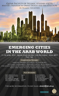International Symposium: Emerging Cities in the Arab World