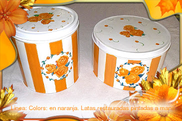 linea Colors naranja