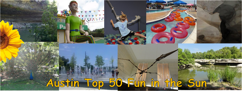 Austin Top 50 Fun in the Sun