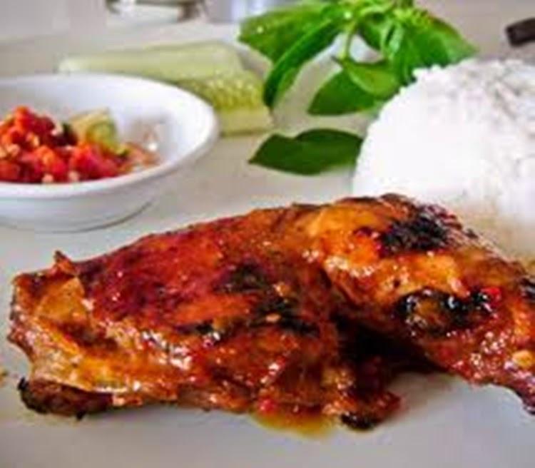 Resep Membuat Ayam Bakar Padang Asli Enak