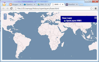 OpenLayers Peta Web Online yang Gratis dan Open Source