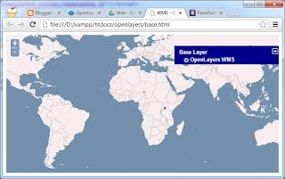 OpenLayers Peta Web Online yang Gratis dan Open Source