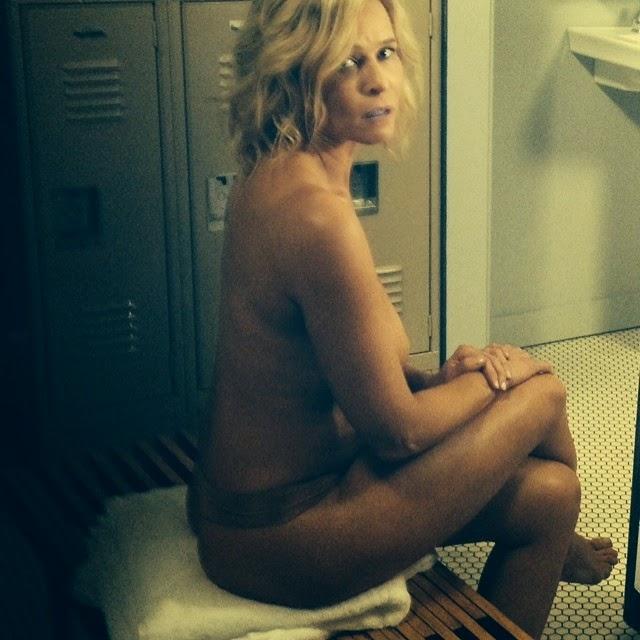 Chelsea Handler desnuda