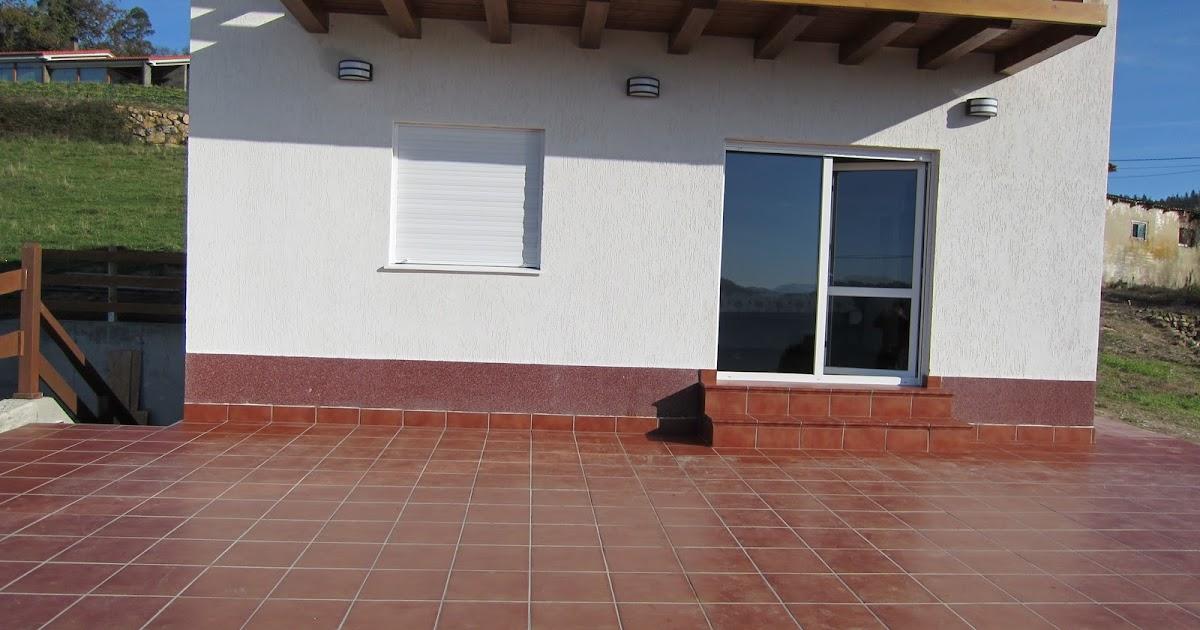 Alicatados y solados terrazas de gres for Remate de terrazas