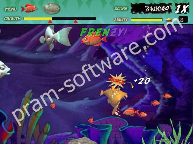 Feeding Frenzy 1 Crack Free Download