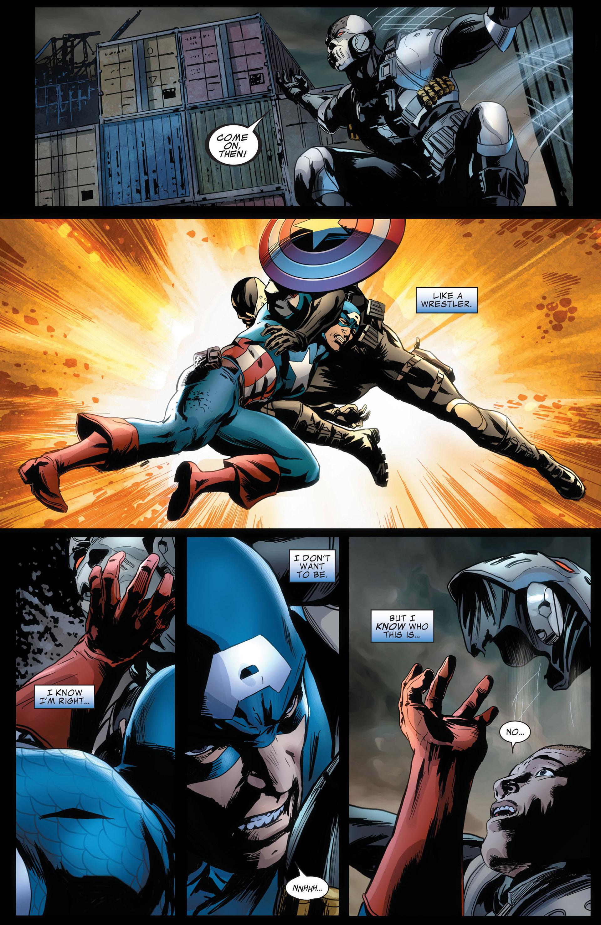 Captain America (2011) Issue #14 #14 - English 11