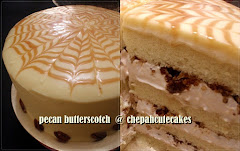 Cake: Pecan Butterscotch