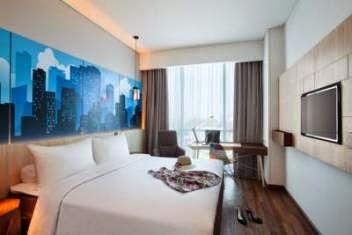 Ibis Styles Hotel Bintang 5 Di Surabaya Dekat Bandara