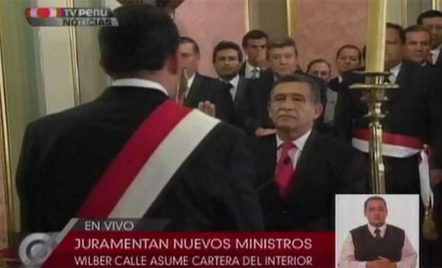 El pacificador 2010 consejos al nuevo ministro del for Nuevo ministro del interior
