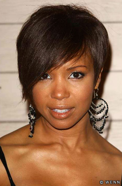 Jewelry, Fashion and Celebrities: Black Women Short Hair Styles
