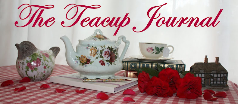 The Teacup Journal