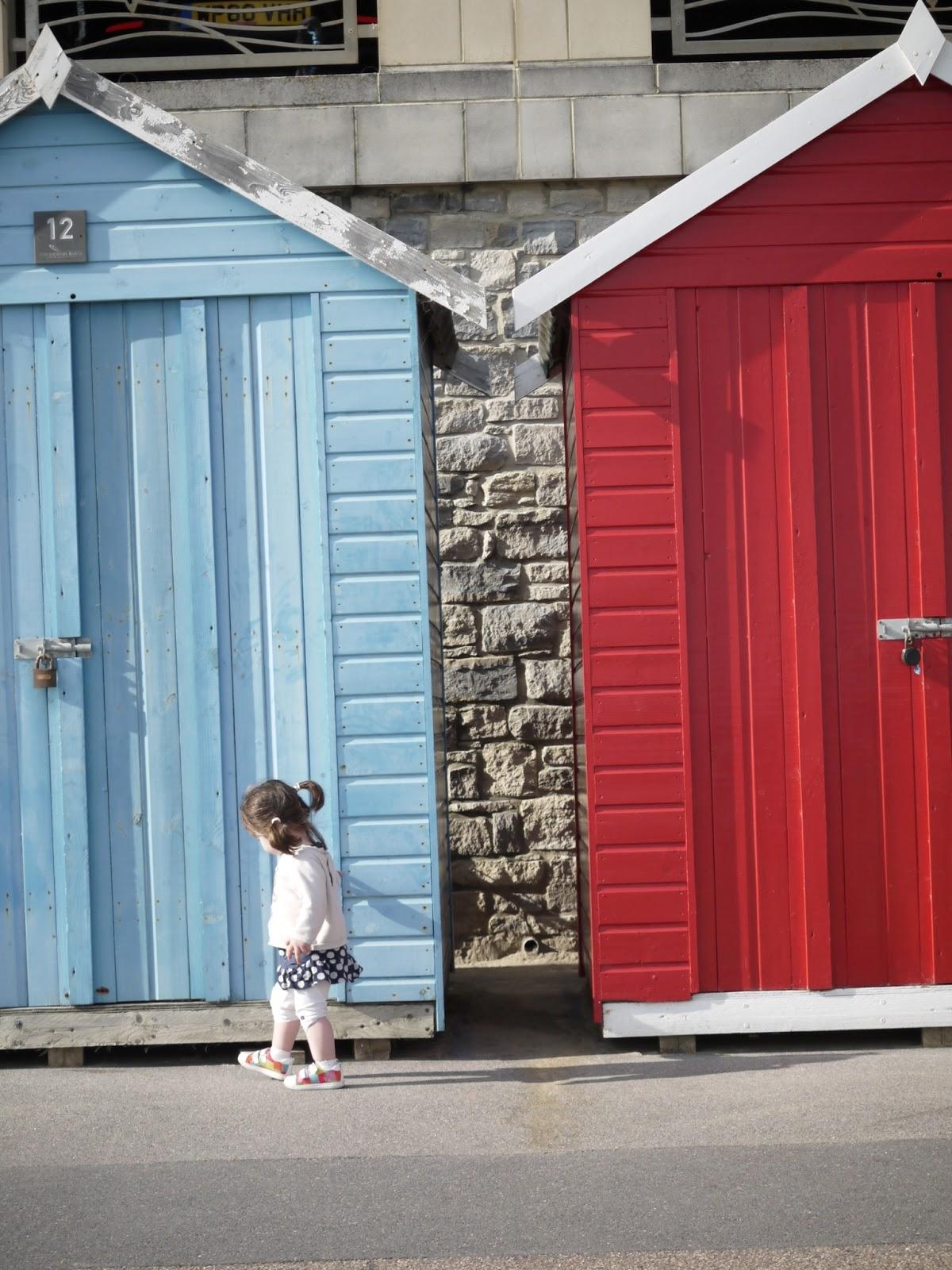 beach huts bournemout