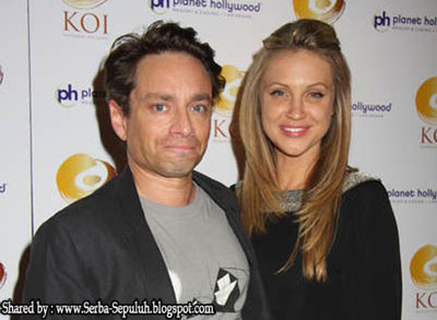 Chris Kattan and Sunshine Tutt