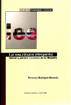 LA ESCRITURA ELEGANTE (2004)