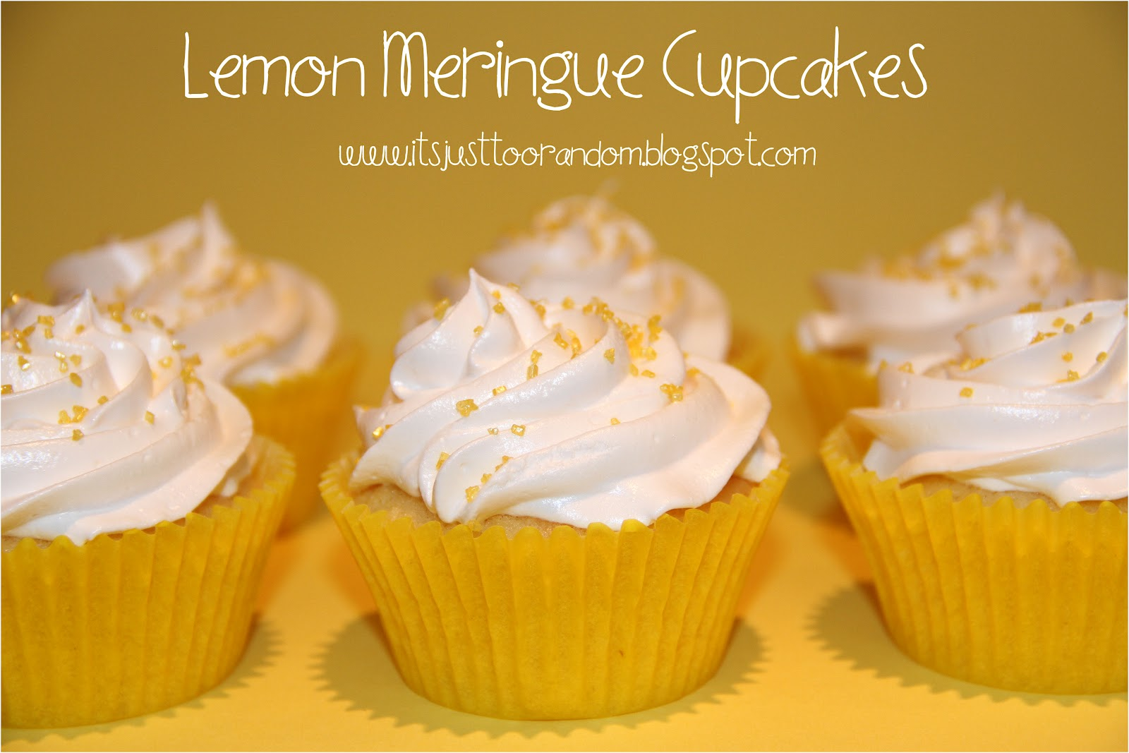 Lemon Meringue Cupcakes | HD Walls | Find Wallpapers