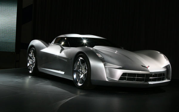 Car Picture And Car Specification 2011 Corvette
