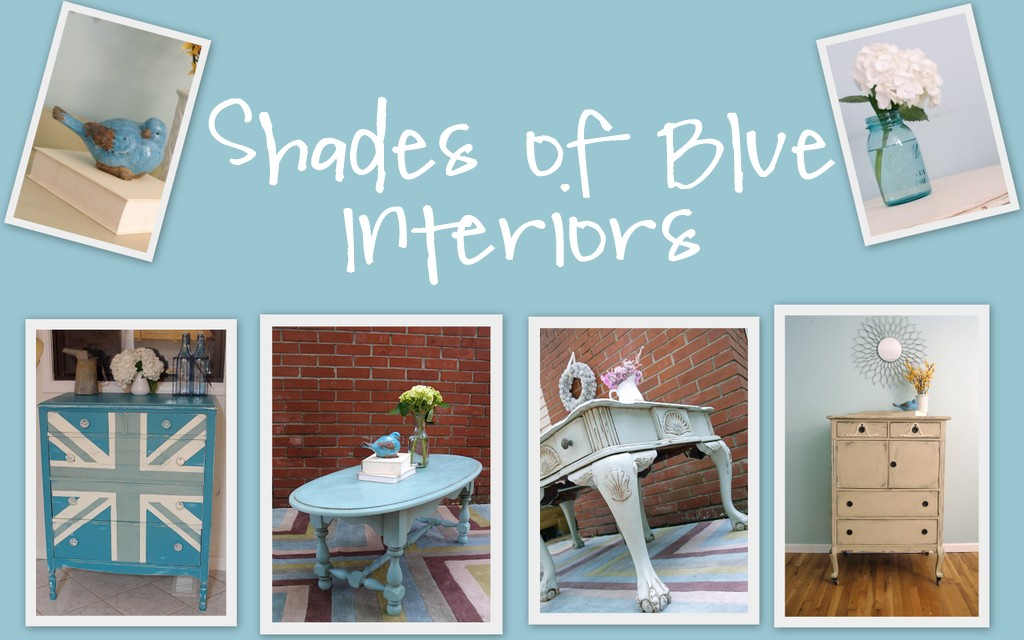 Shades of Blue Interiors