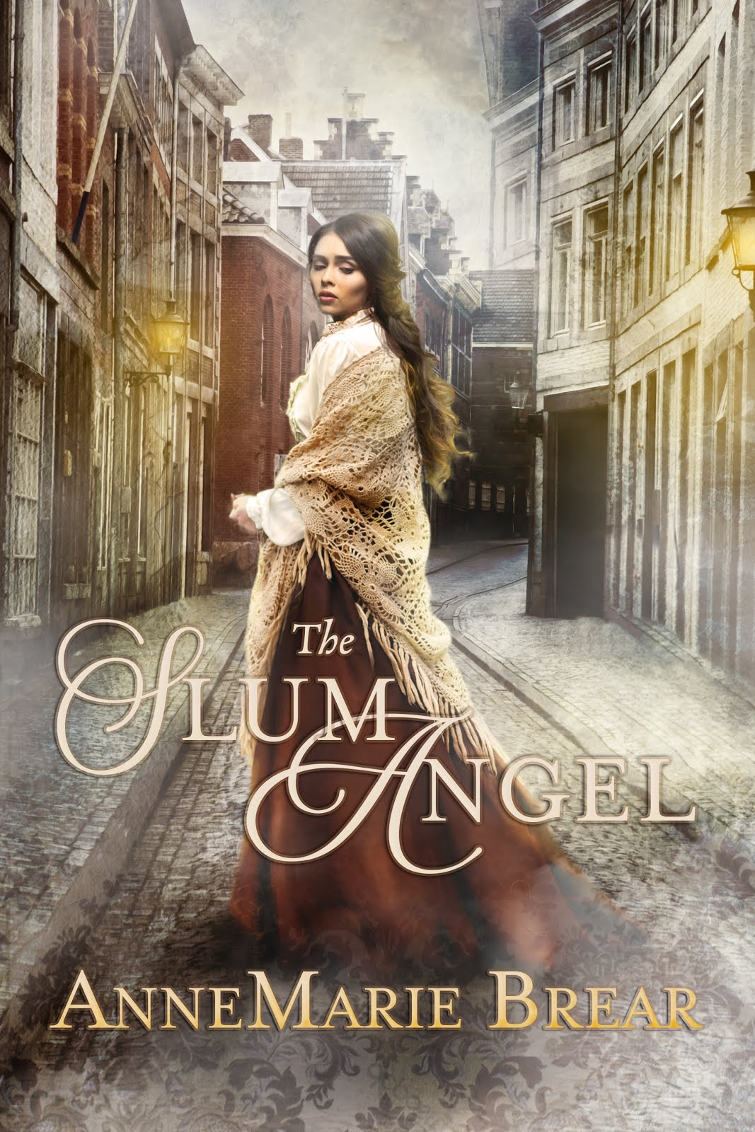 The Slum Angel by AnneMarie Brear