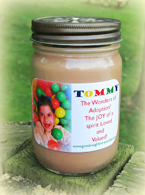 Tommy's Care Fund Candle
