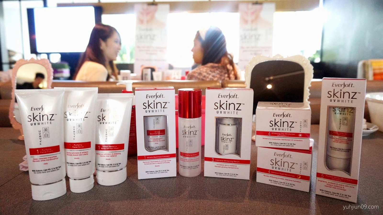 Eversoft Skinz Uv White Skin Care Range Www Yuhjiun09 Com