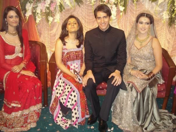 Pakistani actress noor wedding