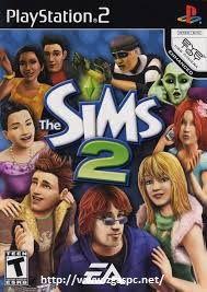 Download Games The Sims II PCSX2 ISO Untuk KOmputer Full Version ZGAS-PC