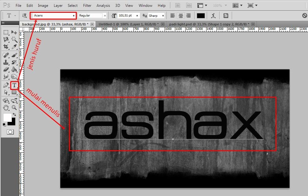 Langkah Langkah Membuat Brosur Di Photoshop