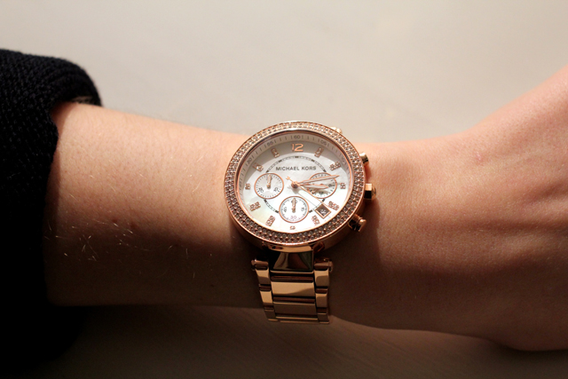Michael Kors Rose Gold Watch Review Michael Kors Rose Gold Watch