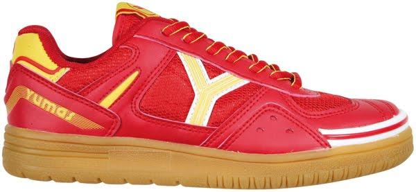zapatillas Yumas selección española de fútbol