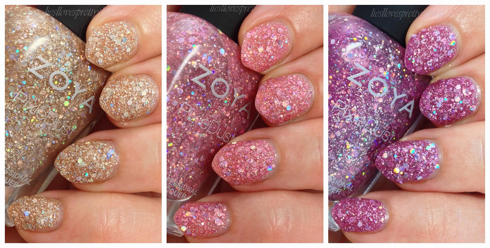 Zoya Magical Pixie Collection-- Summer 2014