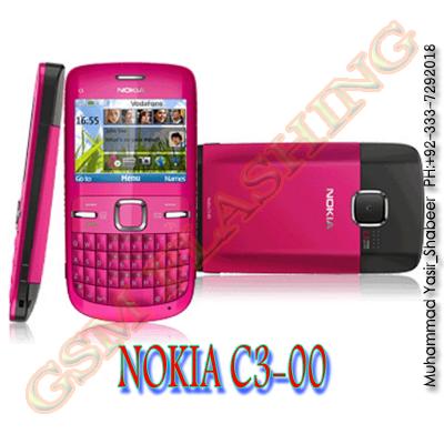Download Skype Nokia C3