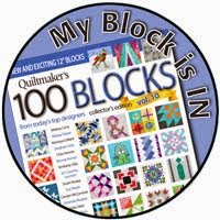 Quiltmaker's 100 Blocks Volume 10