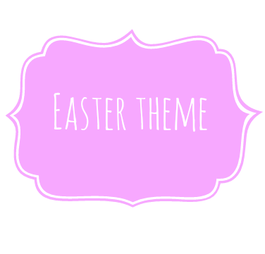 Easter themed activities and printables