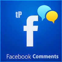 Add Facebook Comments Box Blogger