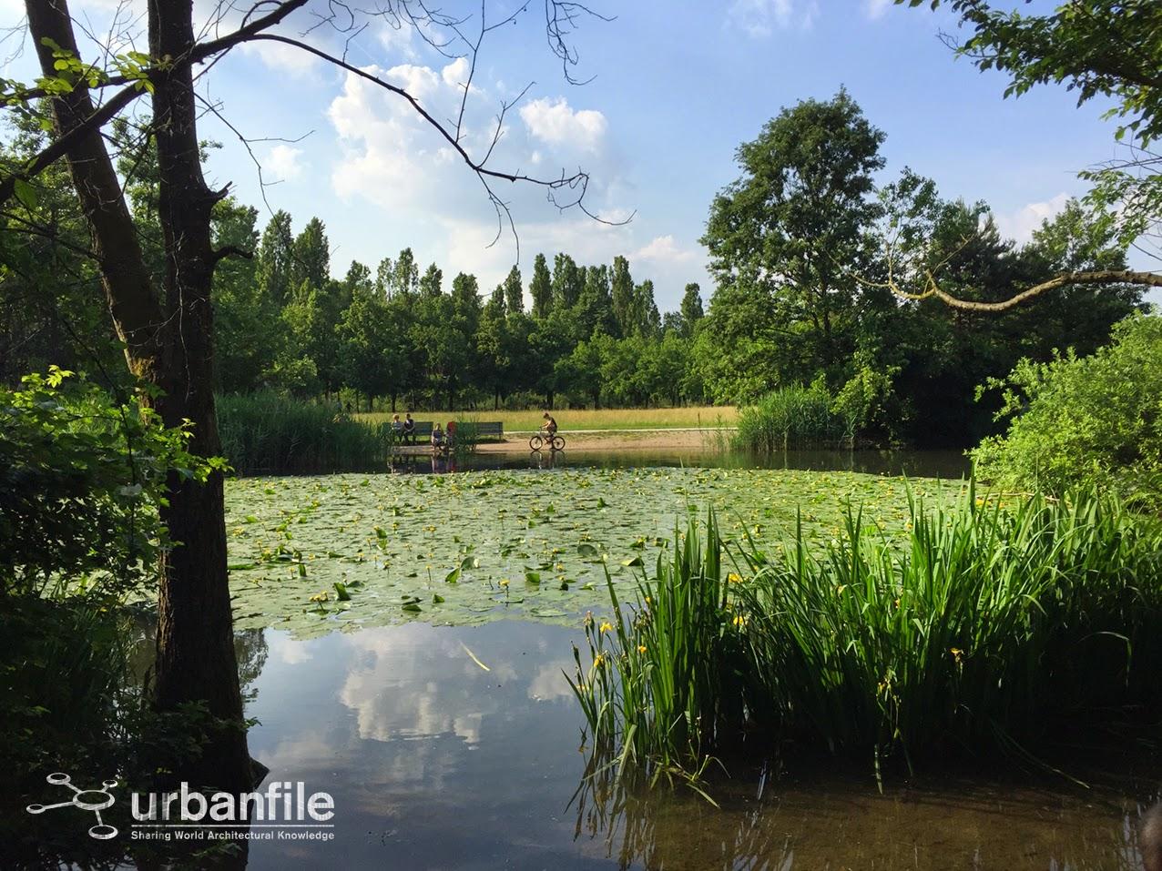 Zona niguarda il parco nord e il lago niguarda for Lago con spiaggia vicino a milano