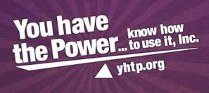 A Proud Supporter of YHTP