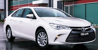 2016 Toyota Camry Altise Review Test Drive