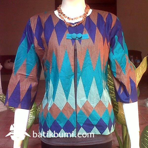 Batik indonesia modern