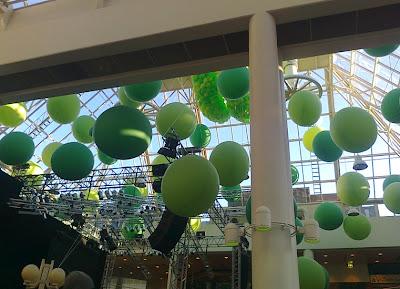 Hansamanian ilmapallot