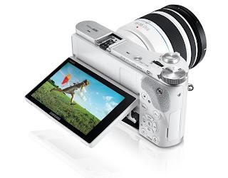Daftar Harga Kamera Samsung NX 300