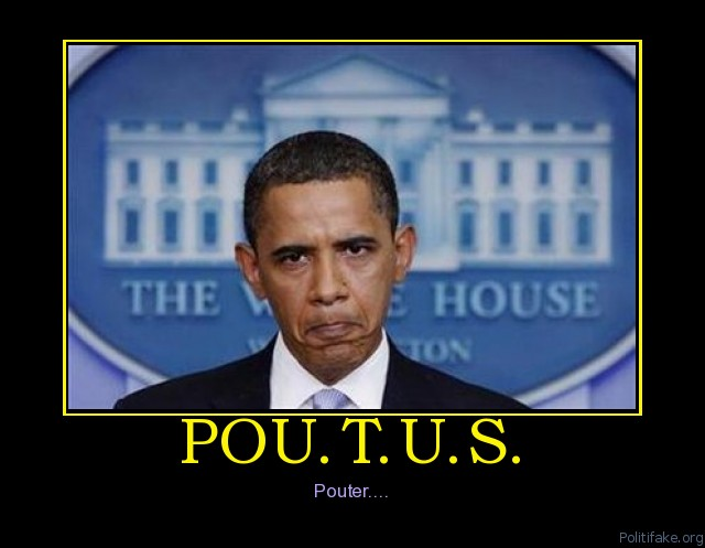 pouter in chief