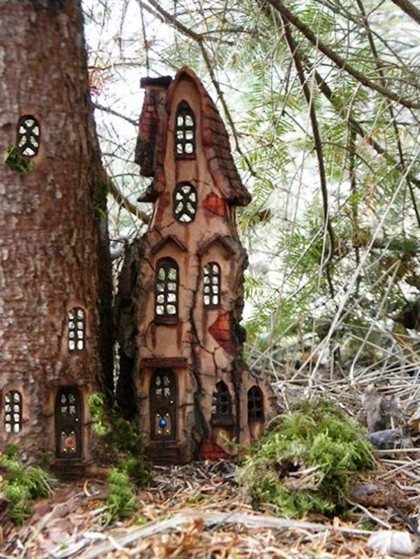 Fairy Tale Inspired Homes