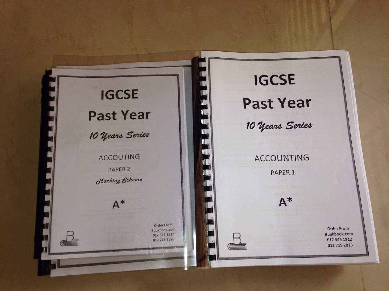 IGCSE Past Papers - mr sai mun
