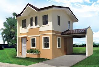 Luxury Modern American House Exterior Design Rumah Rumah Minimalis Modern American Home Exterior Designs