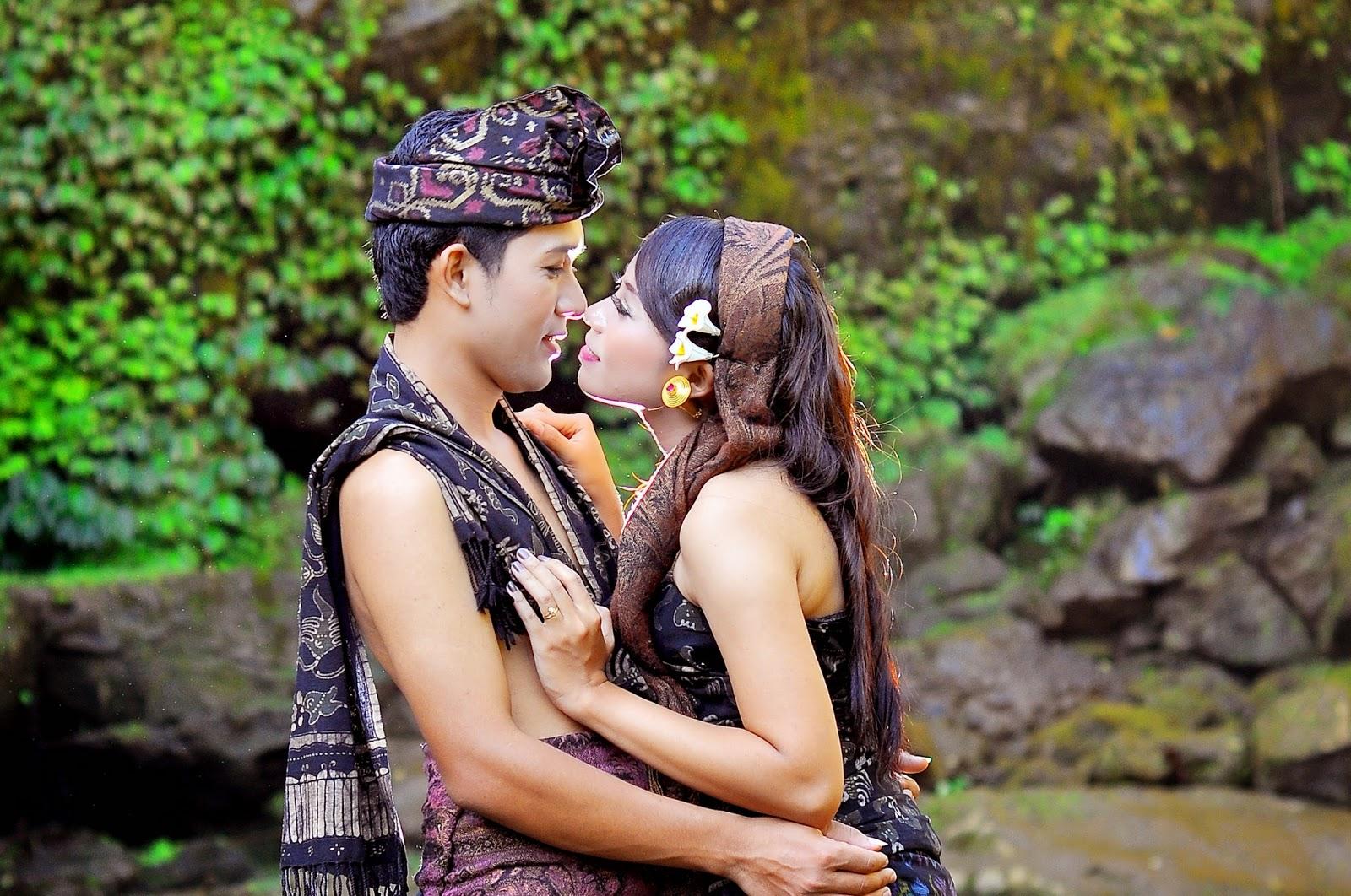 foto prewedding di Sukawati Bali
