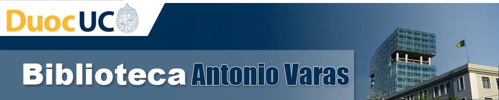 Biblioteca Antonio Varas